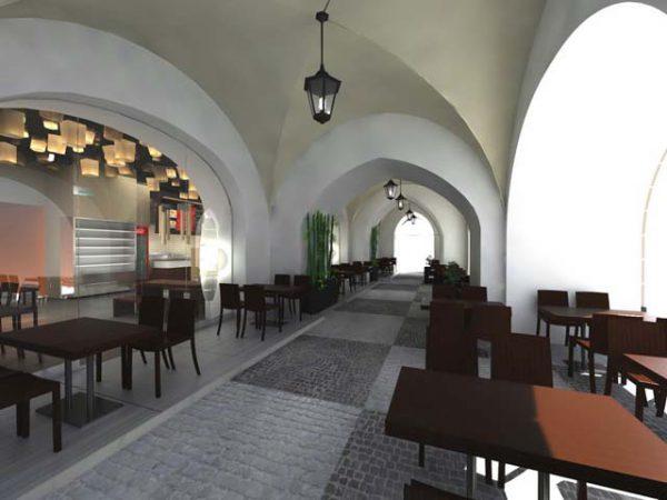 Restaurace Praha 1