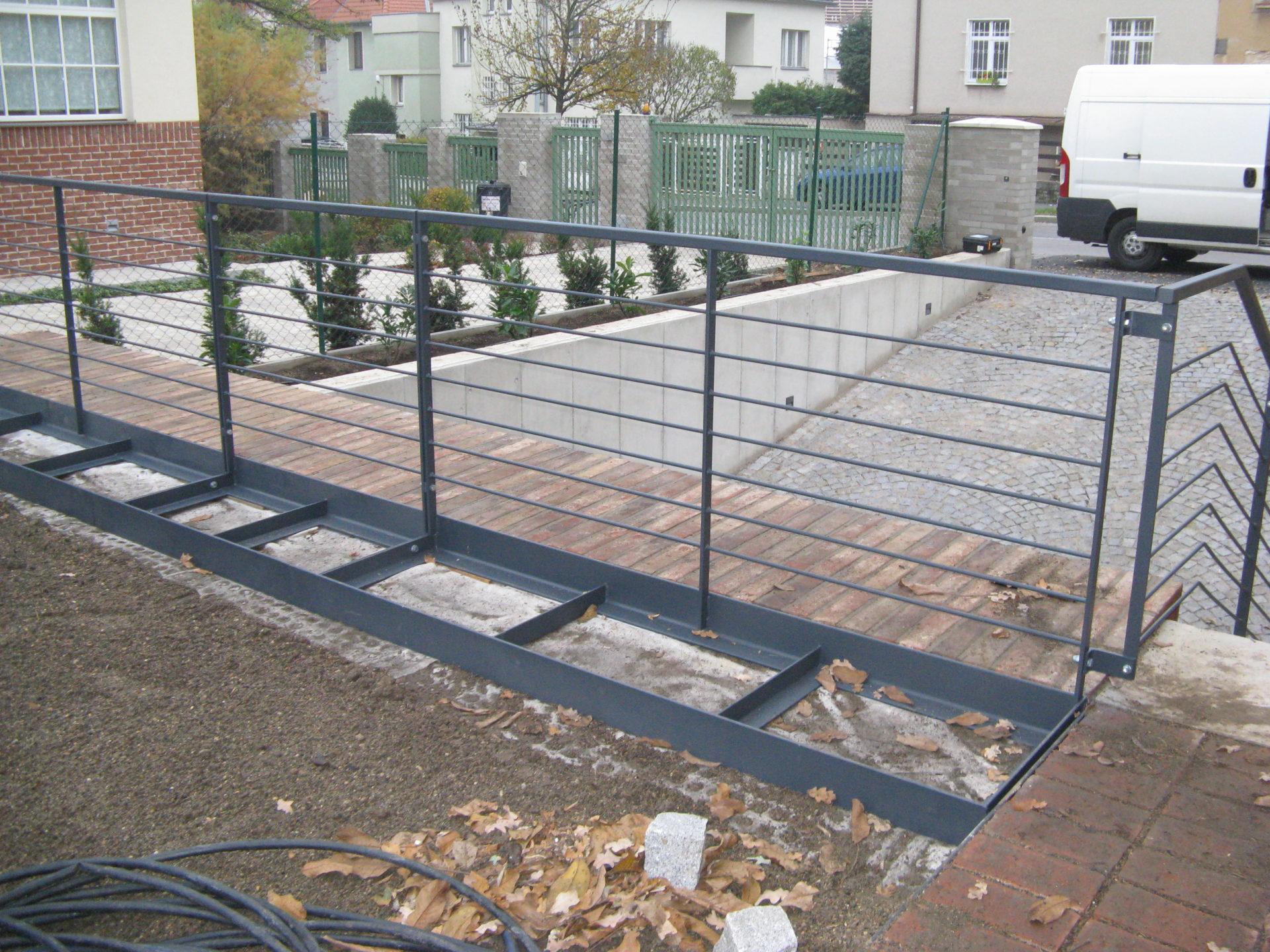 Rekonstrukce a přístavba Vily Praha 6