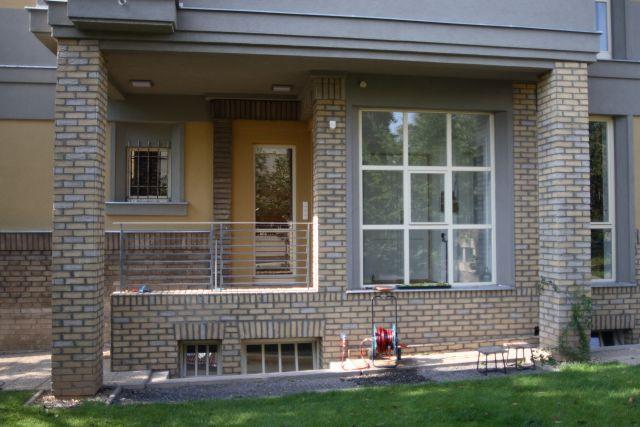 Rekonstrukce a přístavba RD Praha 6